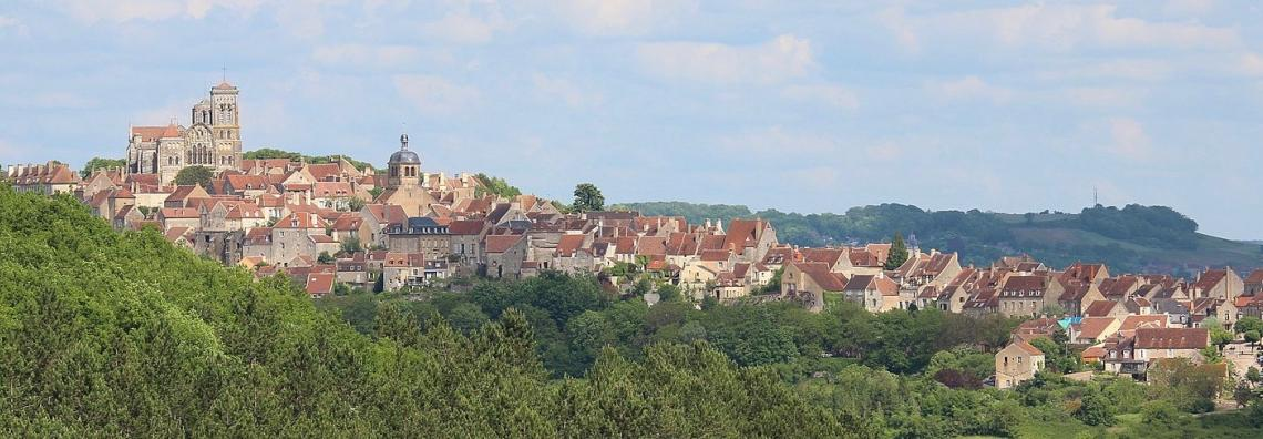 From Vézelay