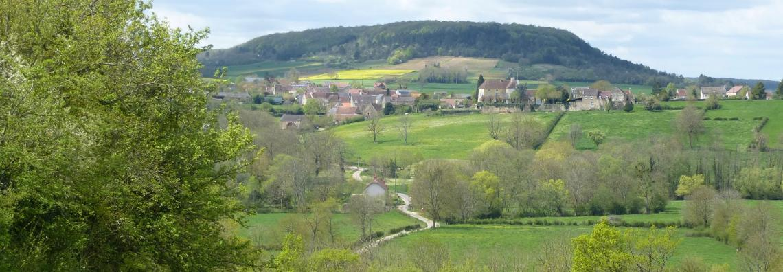 Yonne valley